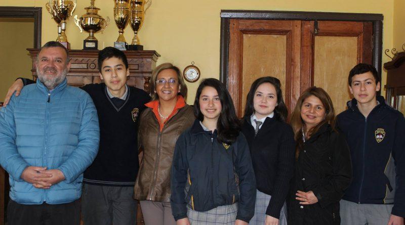 ESTUDIANTES DEL LICEO VALENTÍN LETELIER CLASIFICAN AL NACIONAL DE LAS OLIMPIADAS DE LA SOCIEDAD DE MATEMÁTICA