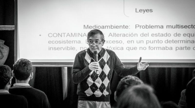 LICEO VALENTÍN LETELIER CELEBRA EL DIA MUNDIAL DEL AGUA